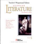 Glencoe Literature The Readers Choice  Course 5  Grade 10