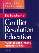 download ebook the handbook of conflict resolution education pdf epub