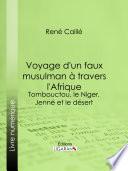 Voyage d un faux musulman    travers l Afrique