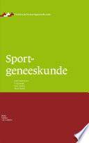 Sportgeneeskunde