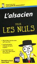 illustration L'Alsacien - Guide de conversation Pour les nuls