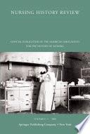 Nursing History Review, Volume 8, 2000
