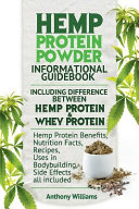 Hemp Protein Powder Informational Guidebook