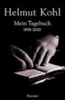 Mein Tagebuch 1998 2000