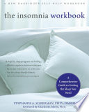 The Insomnia Workbook