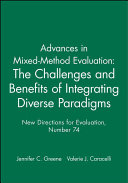Advances in mixed method evaluation