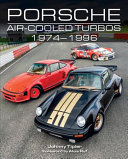 Porsche Air-Cooled Turbos 1974-1996 Book Cover
