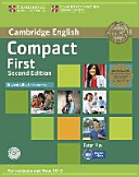 Compact First  Student s Book Pack  Student s Book with Answers with CD ROM and Class Audio CDs 2
