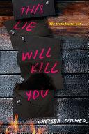 download ebook this lie will kill you pdf epub
