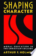 Shaping Character
