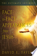 Face to face Appearances of Jesus