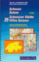 Atlas routier et plans de villes