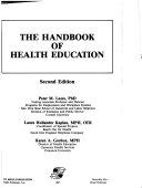 The Handbook of Health Education
