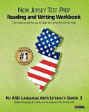 New Jersey Test Prep Grade 3 Reading and Writing Workbook