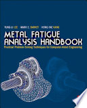 Metal Fatigue Analysis Handbook book