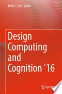 Design Computing and Cognition  16