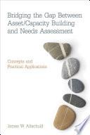 Bridging The Gap Between Asset Capacity Building And Needs Assessment