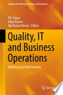 Quality It And Business Operations