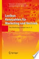 Lexikon Kennzahlen f  r Marketing und Vertrieb