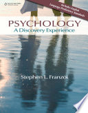 Psychology  A Discovery Experience  Copyright Update