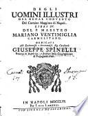 Degli Uomini illustri del regal Convento del Carmine Maggiore di Napoli libri quattro