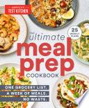 The Ultimate Meal Prep Cookbook Book PDF