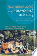 Your Child s Social and Emotional Well Being