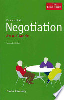 Essential Negotiation