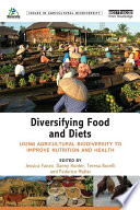 Diversifying Food and Diets