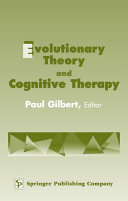 download ebook evolutionary theory and cognitive therapy pdf epub