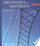 Mechanics of Materials  with CD ROM and InfoTrac