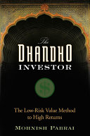 The Dhandho Investor Book