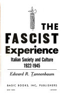 The Fascist experience