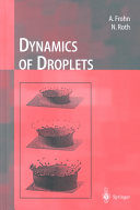 Dynamics of Droplets