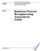 Business Process Reengineering Assessment Guide