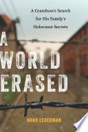 A World Erased Book PDF