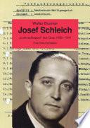 Josef Schleich
