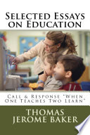 Selected Essays on Education