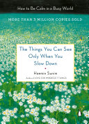 download ebook the things you can see only when you slow down pdf epub