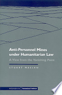 Anti personnel Mines Under Humanitarian Law