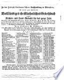 In der Joseph Lindauer'schen Buchhandlung in München, ist neu zu haben: Vollständiges christkatholisches Gebethbuch zur Kirchen- und Haus-Andacht für das ganze Jahr ...