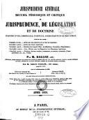 Jurisprudence generale du royaume