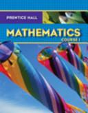 Prentice Hall Math Course 1 Spanish Vocabulary Workbook 2007c