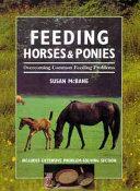 Feeding Horses   Ponies