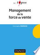 Management de la force de vente