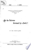 Is the Universe Governed by a Devil?