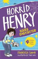 Bogey Babysitter : a hellish babysitter, a secret raid and...