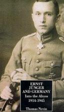 Ernst J  nger and Germany