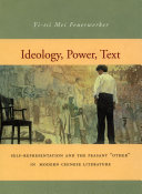 Ideology  Power  Text Was An Enduring Theme Of The Traditional