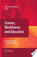 Science  Worldviews and Education